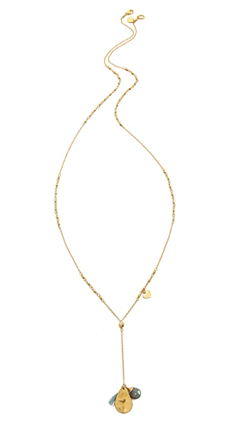 Chan Luu Charm Lariat Necklace