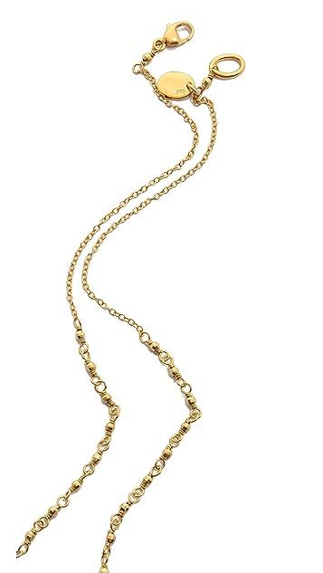 Chan Luu Charm Lariat Necklace