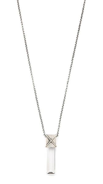 Chan Luu Quartz Pendant Necklace