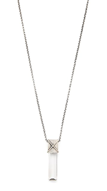 Chan Luu Quartz Pendant Necklace