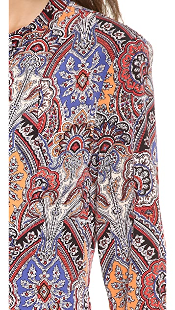Charles Henry Panel Dress
