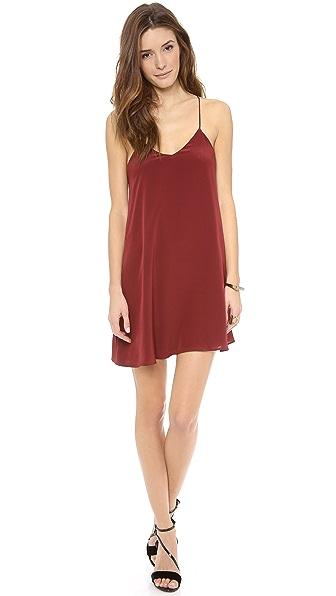 Charles Henry Slip Dress