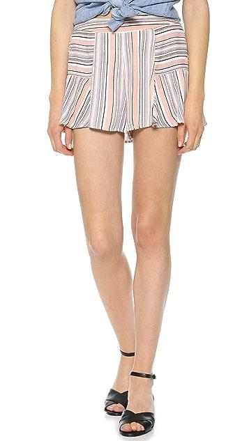 Charles Henry Flutter Shorts