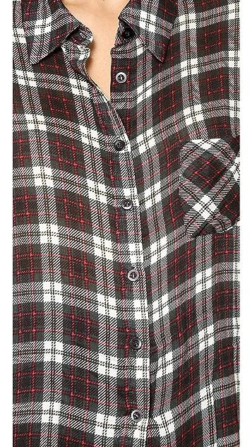 Charles Henry Long Sleeve Work Shirt