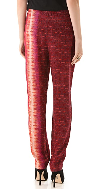 Charlotte Ronson Tapered Trousers