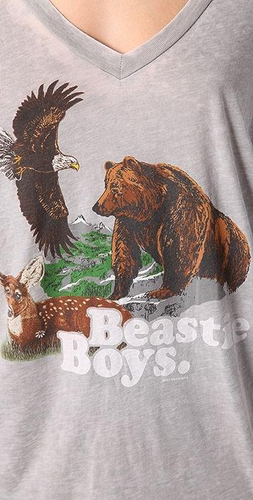 Chaser Wild Animals Beastie Boys Tee