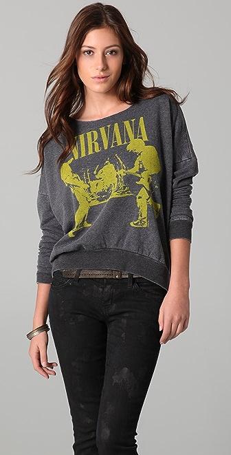 Chaser Jam Session Nirvana Pullover