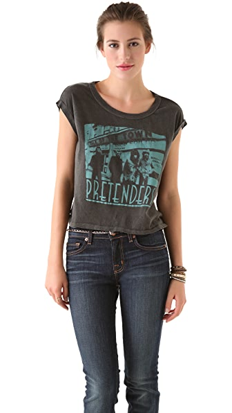 Chaser Pretenders Talk Of The Town Muscle Tee