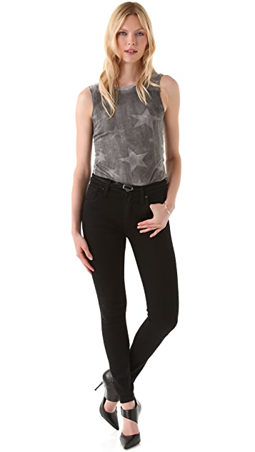 Chaser Vintage Stars Muscle Tee