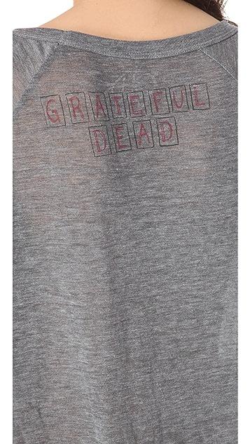 Chaser Dead Chief Raglan Top