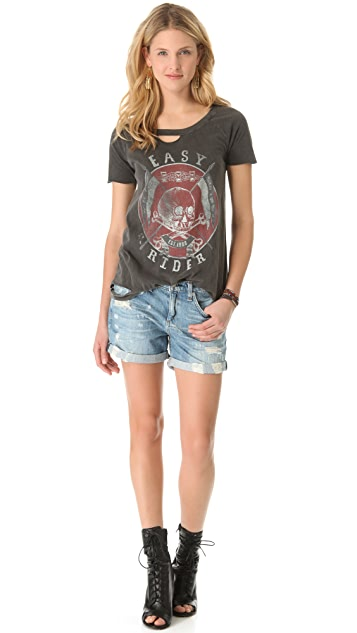 Chaser Easy Rider Deconstructed Tee