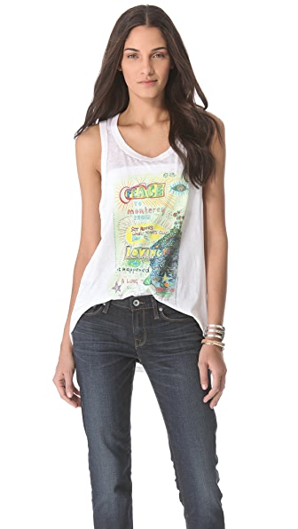 Chaser Beatles Poster Tank