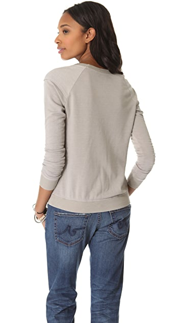 Chaser Eponymous Raglan Sweatshirt