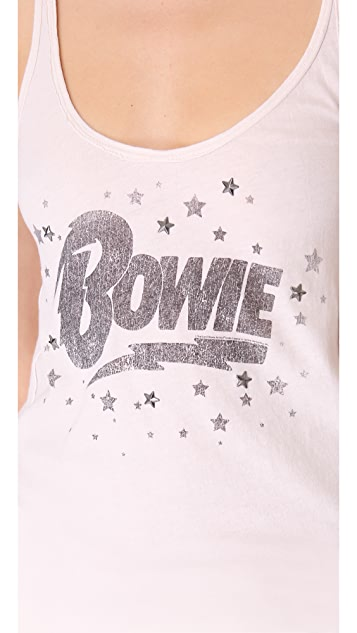 Chaser David Bowie Racer Tank