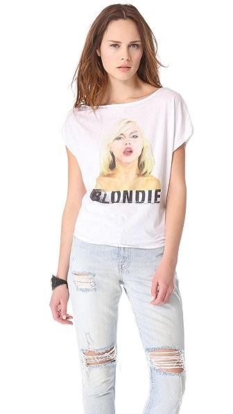 Chaser Blondie Off Shoulder Top