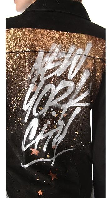 Chaser NYC Moto Jacket