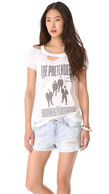 Chaser The Pretenders Deconstructed Tee