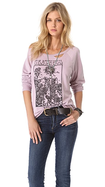 Chaser Grateful Dead Top