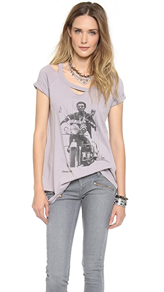 Chaser Jimmy Cliff Deconstructed Tee