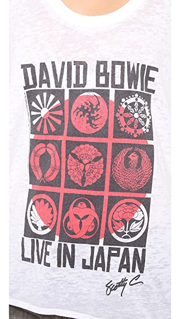 Chaser David Bowie Live in Japan Top