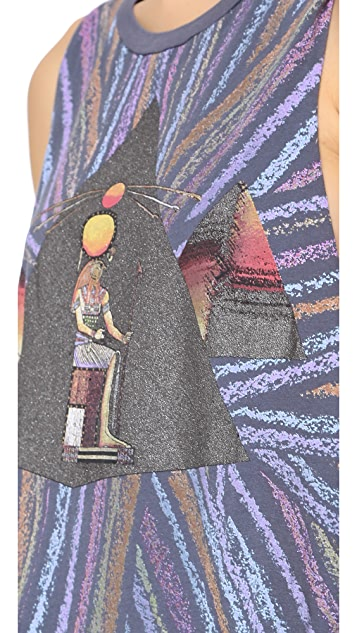 Chaser Psychedelic Pharrow Tank