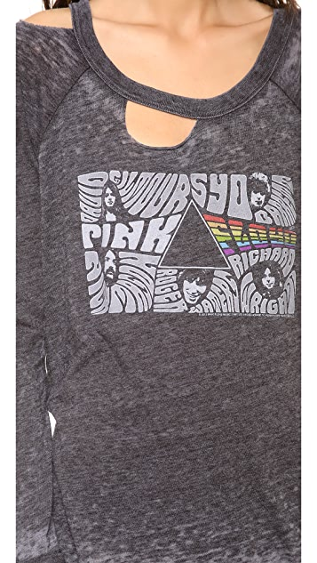 Chaser Pink Floyd Butterfield Top
