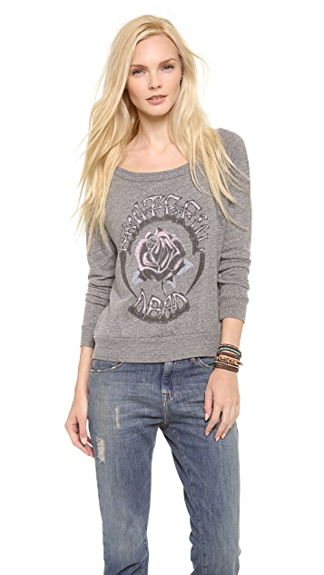 Chaser Grateful Dead Long Sleeve Top