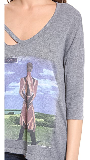 Chaser Earthling David Bowie Top