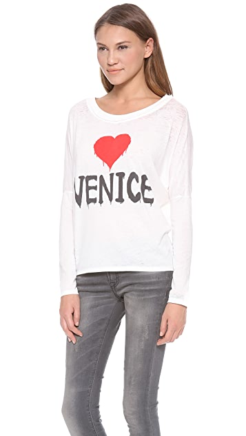 Chaser Venice Love Top