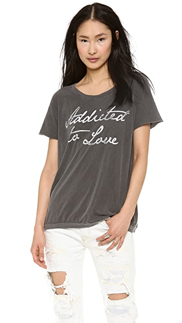 Chaser Addicted to Love Tee