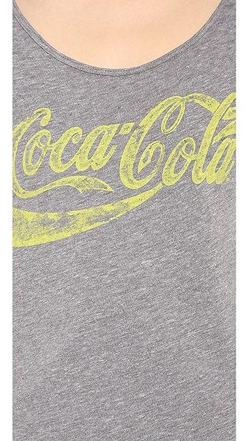 Chaser Neon Coca Cola Tank