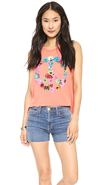 Chaser Flower Child Tank