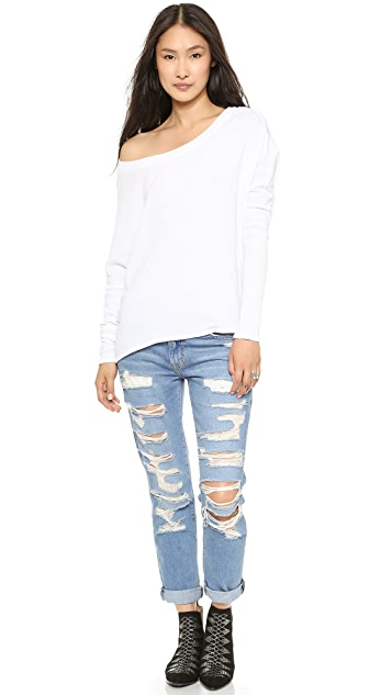 Chaser Long Sleeve Dolman Top