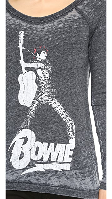 Chaser David Bowie Long Sleeved Top