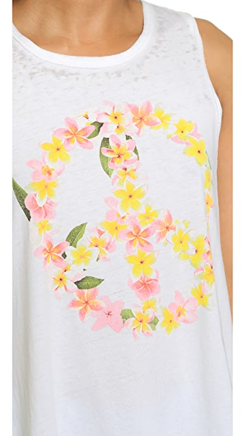 Chaser Peace Lei Tank