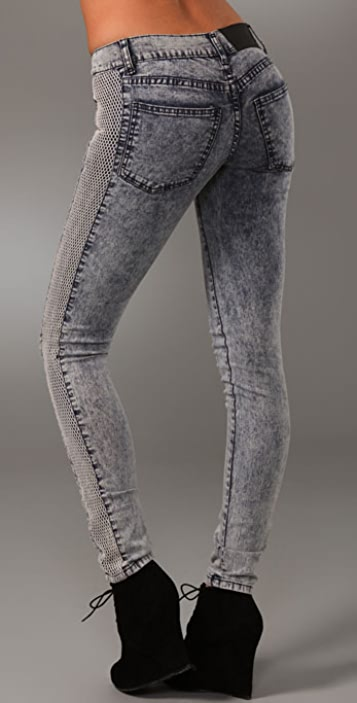 Cheap Monday Net Tight Skinny Jeans