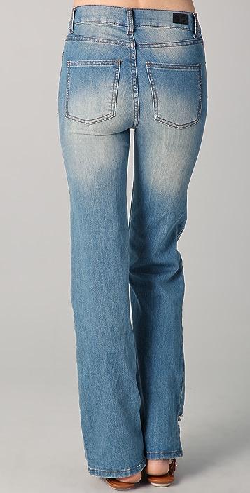 Cheap Monday Power Wide Leg Jeans