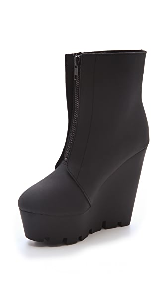Cheap Monday Monolit Zip Booties