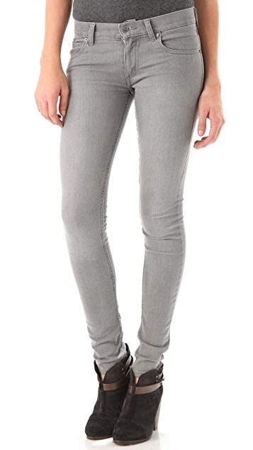 Cheap Monday Zip Low Jeans
