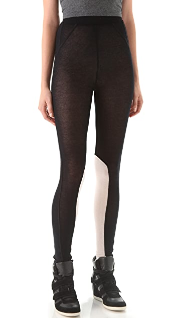 Cheap Monday Ko Leggings