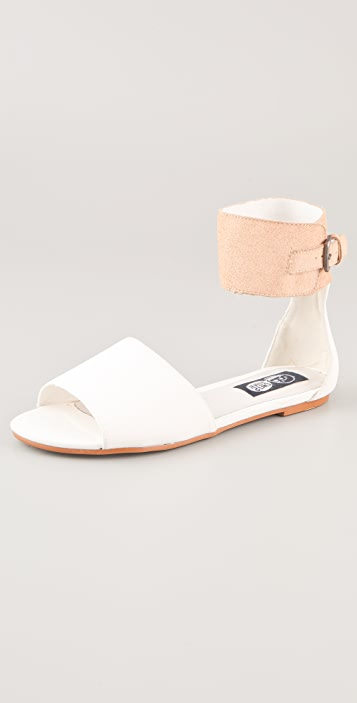 Cheap Monday Saviour Sinaii Flat Sandals