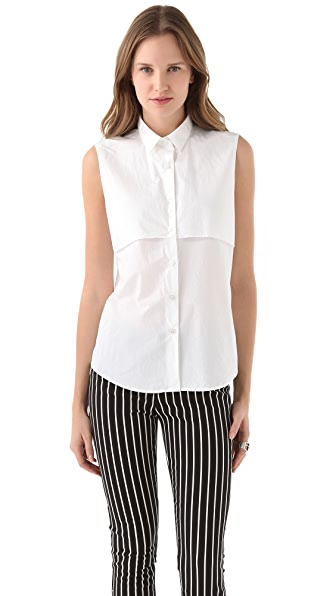 Cheap Monday Clean Cut Shirt