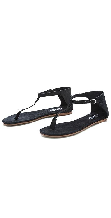 Cheap Monday Thong Flat Sandals
