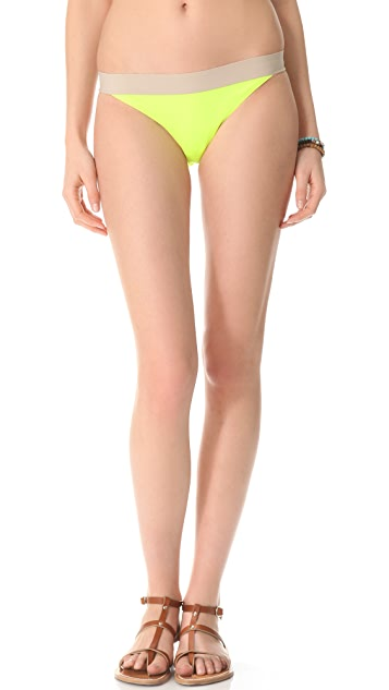 Cheap Monday X Strap Bikini Bottoms