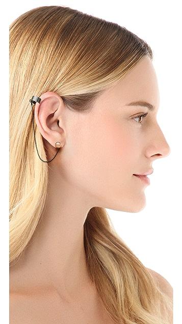 Cheap Monday Orbit Earrings