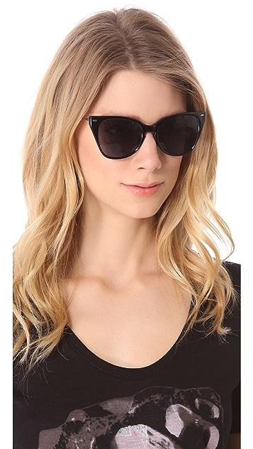Cheap Monday Feline Sunglasses