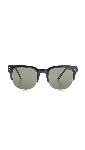 Cheap Monday Cutout Sunglasses