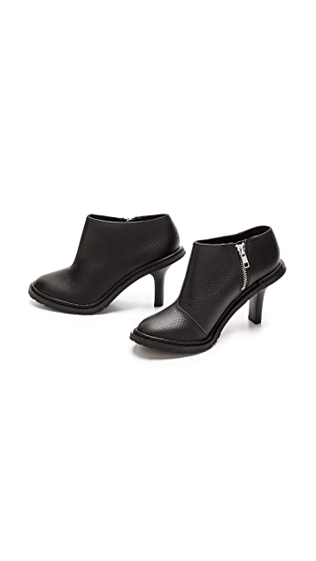 Cheap Monday Division Ankle Booties
