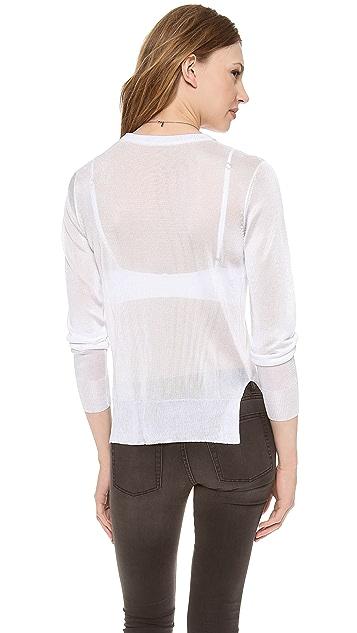 Cheap Monday Meg Knit Sweater