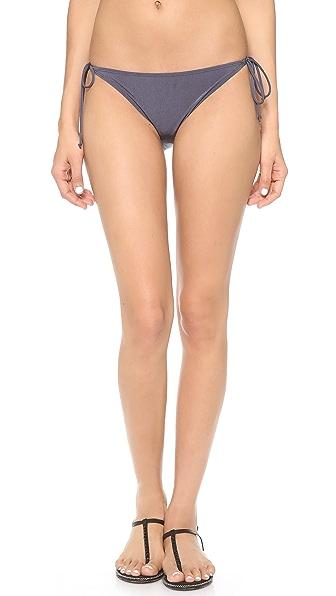 Cheap Monday Tie Bikini Bottoms